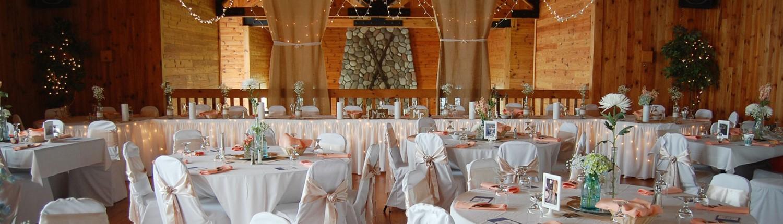 Wedding Receptions At Caberfae Peaks