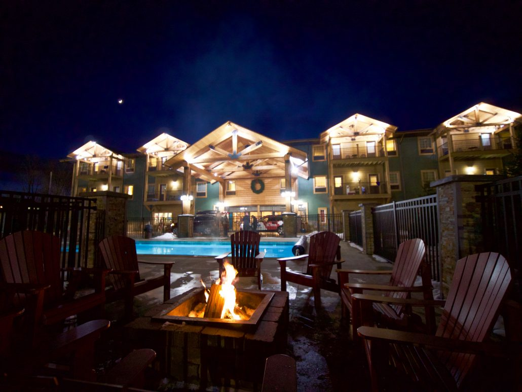 caberfae peaks ski & golf resort | mackenzie lodge