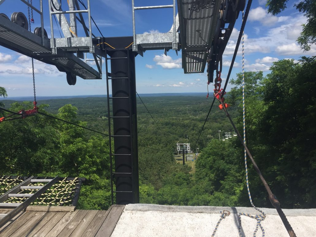 Michigan Ski Blog Skiing And Snowboarding In Page 2 How To Install Surfacemounted Wiring Conduit The Homestead Crew Has Installed Over 1000 Feet Of Larger Diameter Snowmaking Pipe Allow For Better Flow Less Friction Loss A Higher Psi